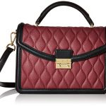 Vera Bradley Lydia Satchel, Leather