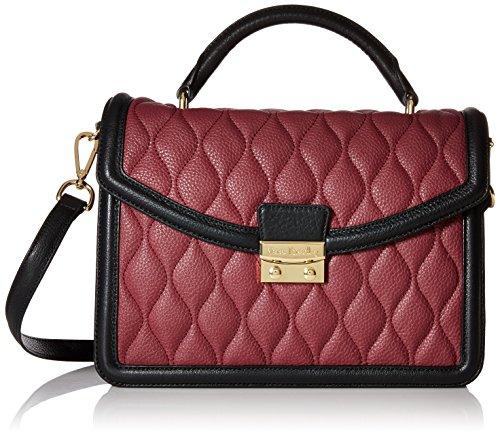 Vera Bradley Lydia Satchel, Leather