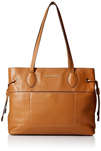 MICHAEL MICHAEL KORS Womens Bedford Large Leather Shoulder Bag Handbag