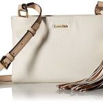 Calvin Klein Holly Pebble Leather Crossbody