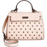 Circus by Sam Edelman Womens Lola Faux Leather Convertible Satchel Handbag