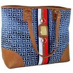 Tommy Hilfiger Handbag, TH Logo Handbag Tote