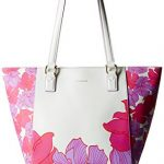 Vera Bradley Small Ella Tote, Leather