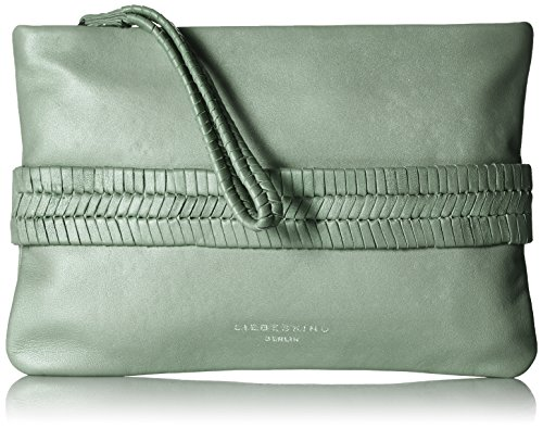 Liebeskind Berlin Women's Matilda Metallic Leather Wristlet