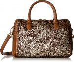 Vera Bradley Marlo Satchel, Leather
