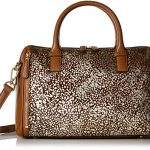 Vera Bradley Marlo Satchel, Leather