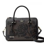 Kate Spade New York cameron street perforated large lane - black