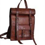 LUST 16″ x 12″ Genuine Real Leather Messenger Bag for Laptop Briefcase Satchel unisex…