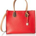 Michael Kors Mercer Ladies Large Leather Tote Handbag 30T7GM9T3V