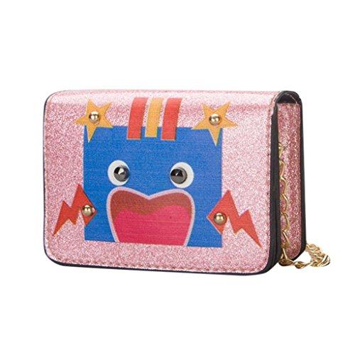 Women's Shoulder Bags,iOPQO Shoulder Bag Handbags Mini Cross Body Bag Packets