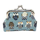 Women's Coin Purses,iOPQO Money Bag Card Bag Holder Small Wallet Clutch Wallet