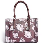 GUESS Factory Women's Redford Floral-Print Tote