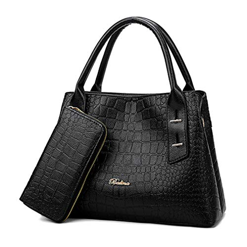 Women Leather Handbag Tote Bag Shoulder Bag