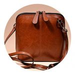 Genuine leather women's shoulder bags shell crossbody bag famous brand designer ladies shoulder messenger bags