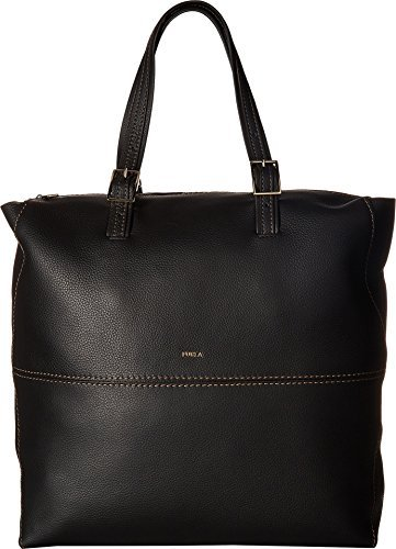 Furla Women's Dori Medium Tote Onyx Handbag
