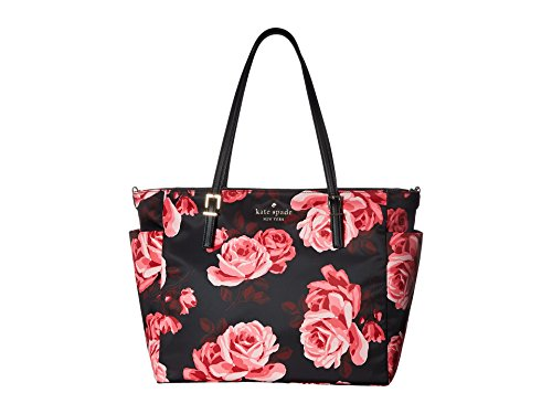 Kate Spade New York Women's Watson Lane Bethany Baby Bag Black Multi Handbag