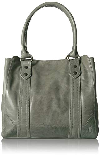 Frye Melissa Tote Leather Handbag, Fern